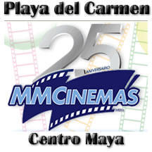 MM Cinemas Playa del Carmen Mexico